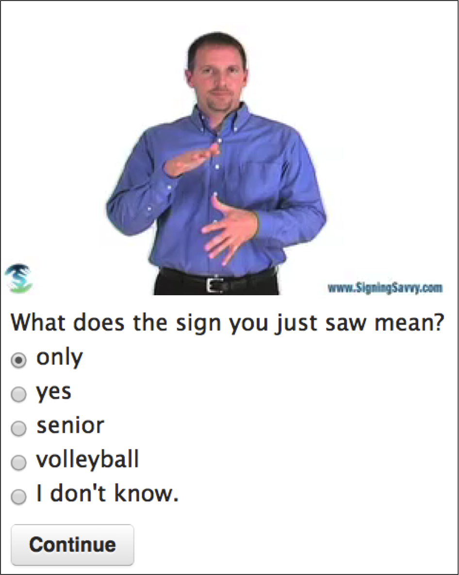 asl sign for thesis A discussion of signs for the concept thesis  thesis: for asl that asl exchange loading asl - american sign language - duration:.
